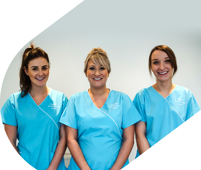 We pride ourselves on combing a friendly, family-focused approach with the latest treatment options